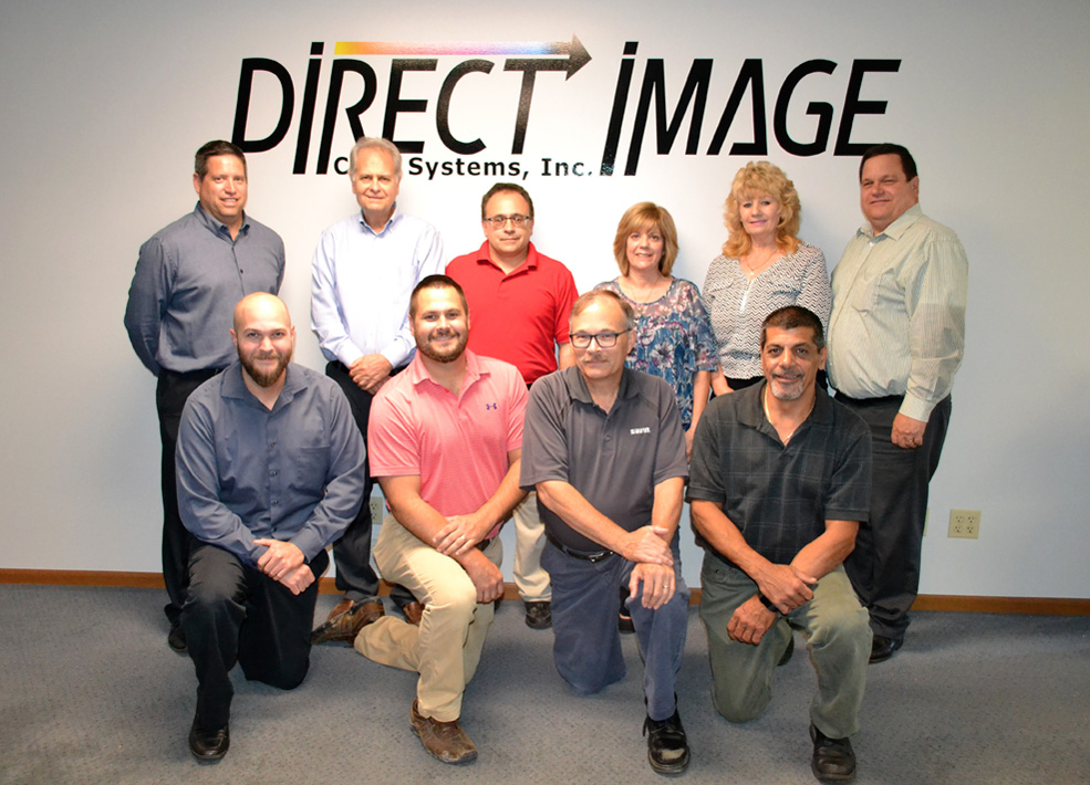 Direct Image Copy Systems Team
